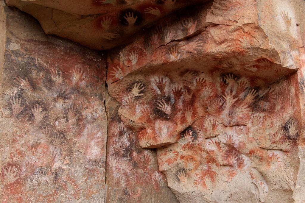 Capa Cueva De Las Manos
